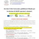 AVVISO SERVIZIO CIVILE1